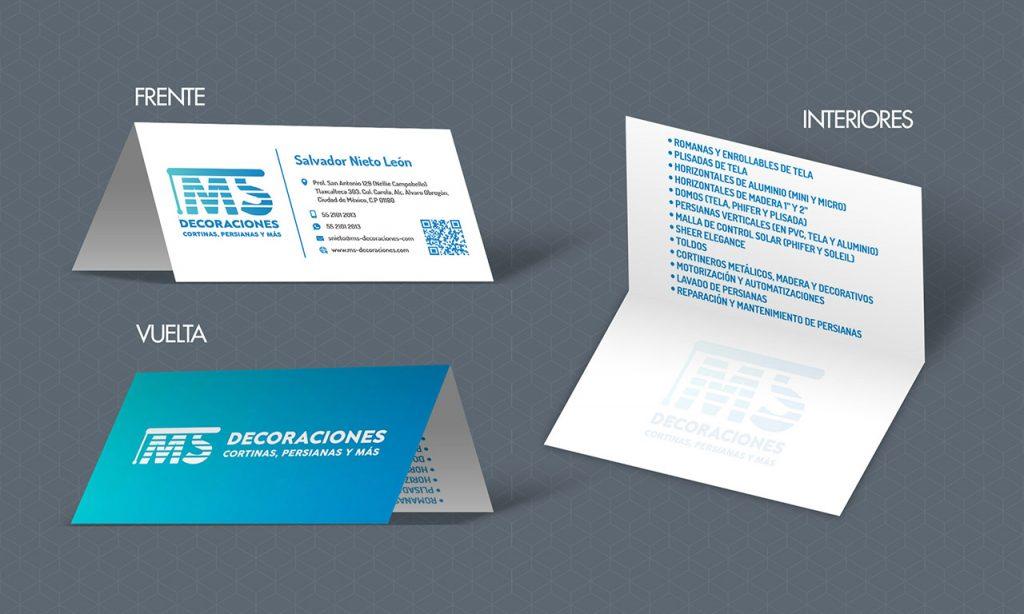 Incluye tu página web en tus impresos - Tu página web como núcleo de contacto de ventas