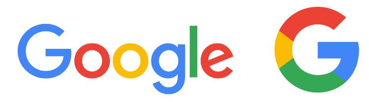 Cambio de logo de google adaptado a redes sociales